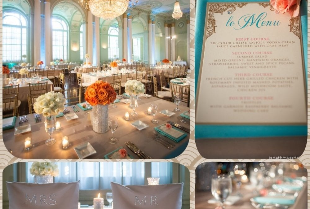 Perfect Palette for The Biltmore Ballrooms, Atlanta
