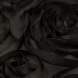 02 Black Ribbon Rose