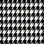 02 Black and White Houndstooth