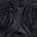 04 Black Ribbon Rose