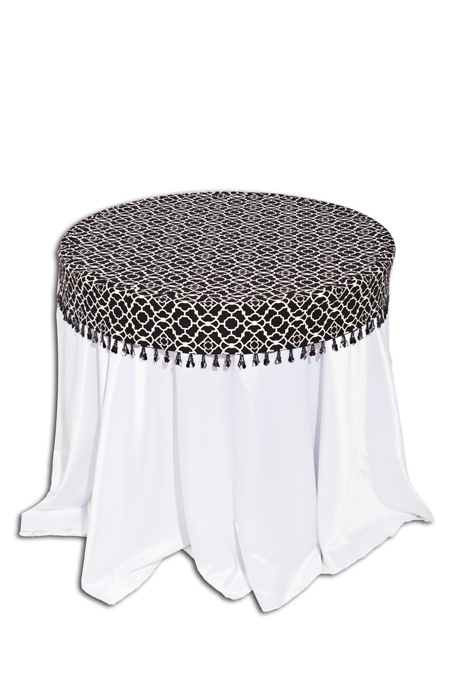 Black Amp White Lovely Lattice I Do Linens