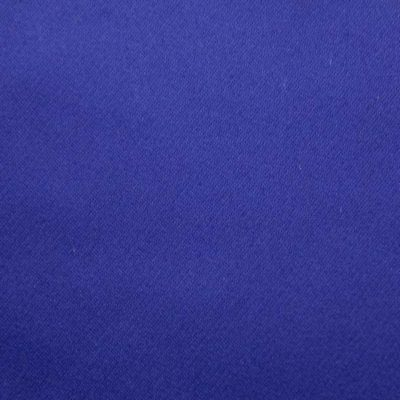 Royal Blue Satin I Do Linens