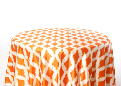 Orange Pompeii_I Do Linens