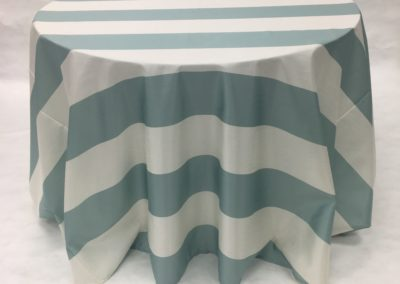 Sea Glass Broadway Stripe_I Do Linens