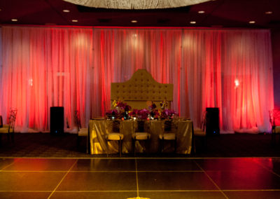 I Do Linens Dance Floor Wrap 2