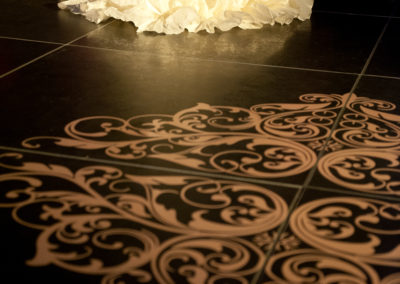 I Do Linens Dance Floor Wrap 1